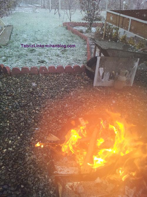 گرمای کرسی