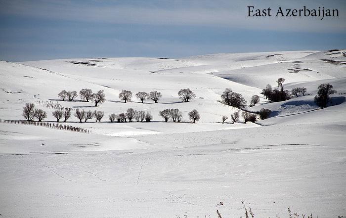 زمستان آذربایجانشرقی
