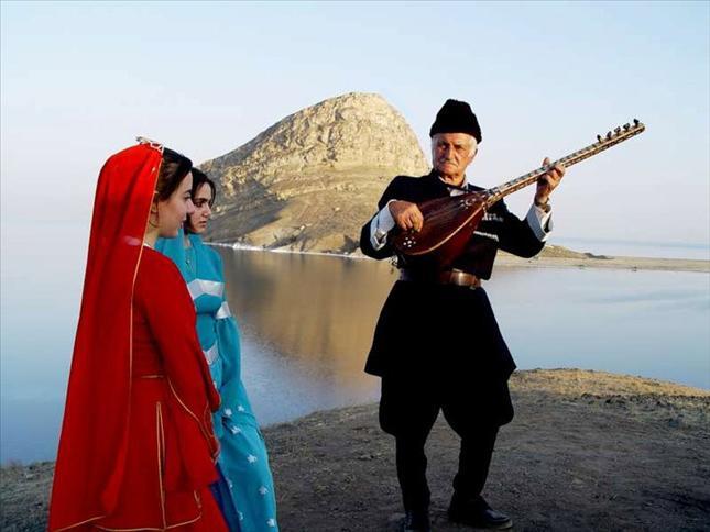 سواحل دریاچه ارومیه