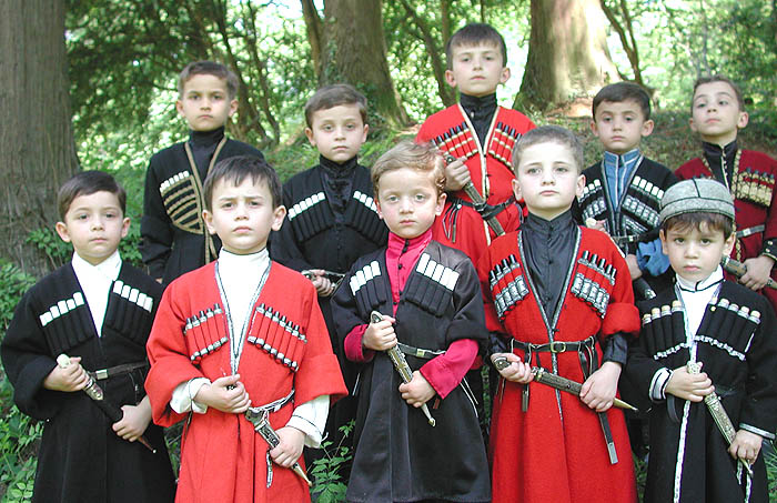 لباس بومی مدارس