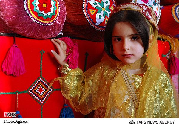 لباس کودک آذری