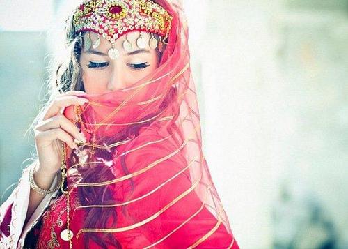 لباس دختران آذربایجان