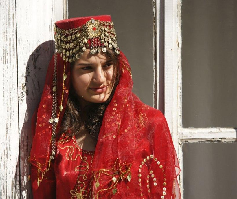 لباس محلی آذری