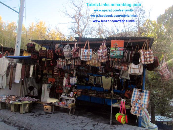 صنایع دستی کندوان