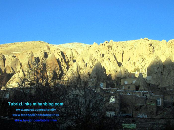 روستایی در دل کوه
