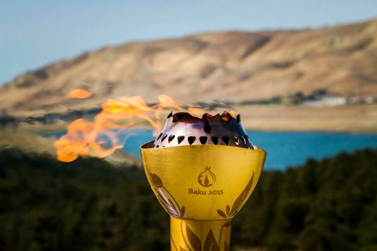 مشعل المپیک