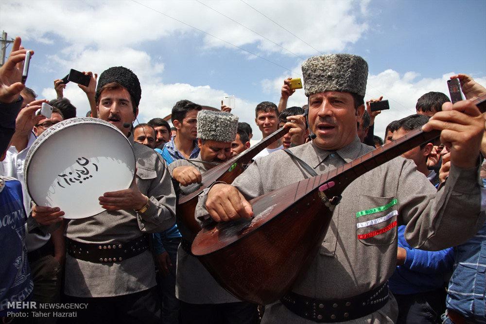عاشیقهای آذربایجان