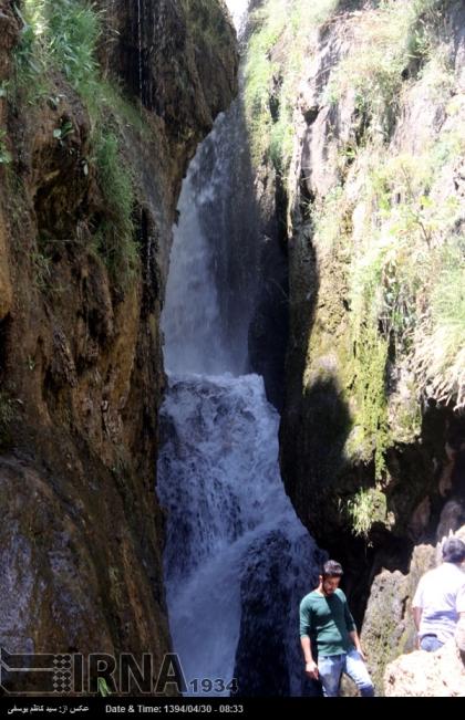 آبشار گول آخور