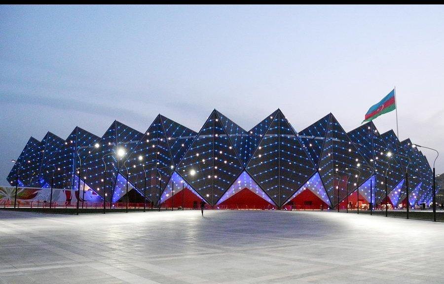 ورزشگاه باکو