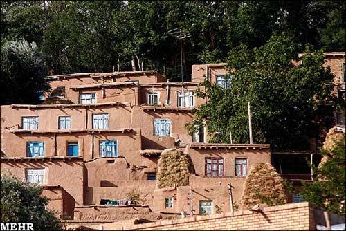 روستای زنوز