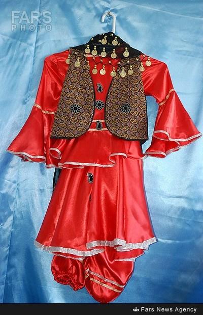 دوخت لباس آذری