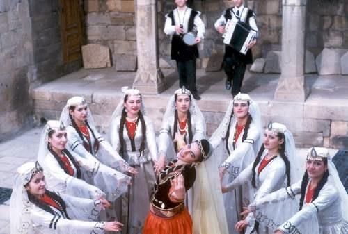 زنان آذربایجانی