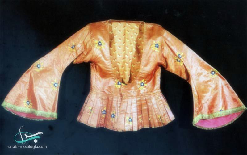 لباس مراسم آذری
