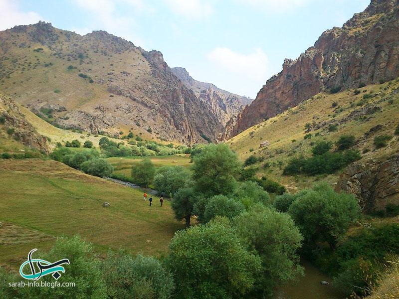 دربند سراب آذربایجان شرقی