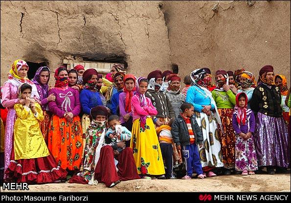 سنت های ازدواج آذربایجانی