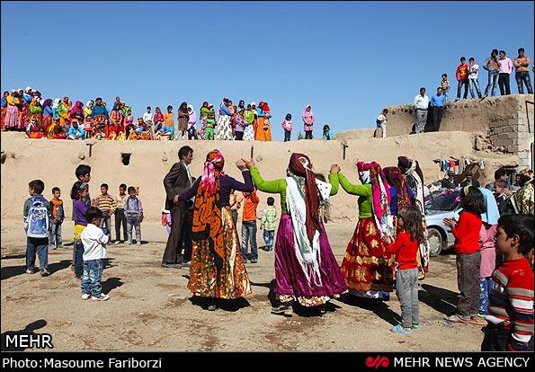 جشن عروسی آذری