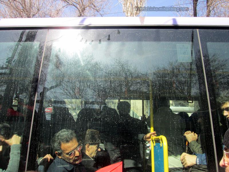 وضعیت اتوبوسرانی تبریز
