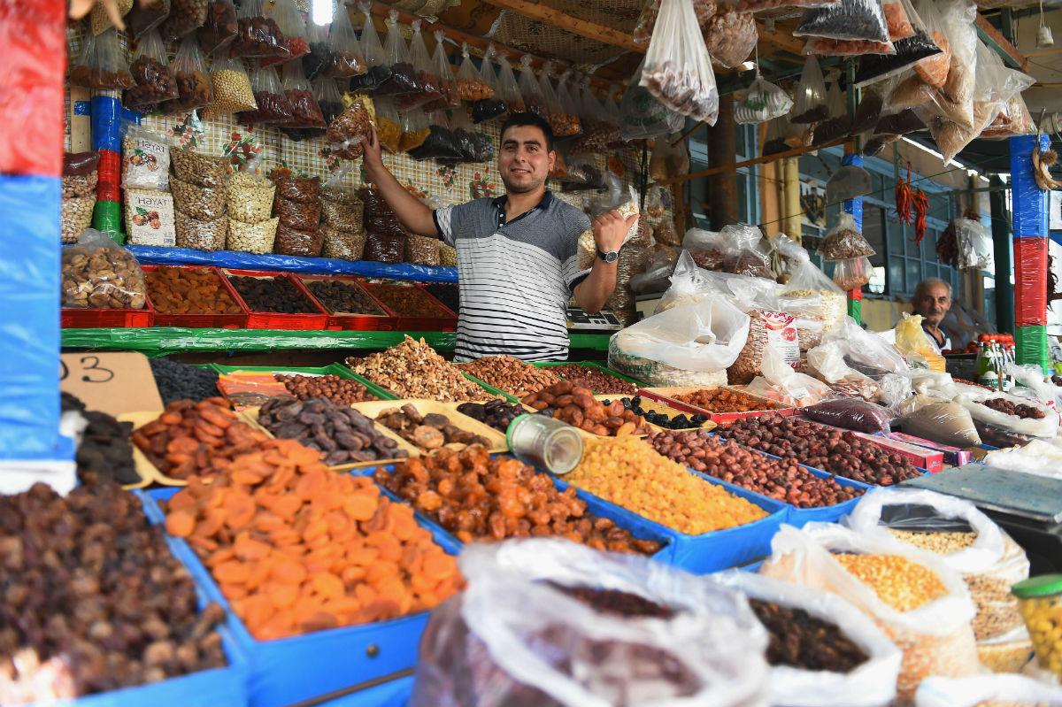 بازار باکو