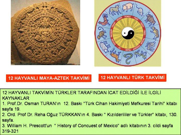 تقویم ترکی