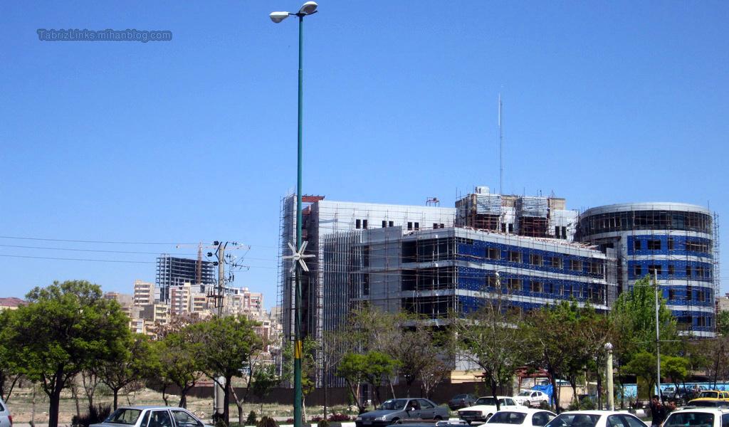 ساختمان پایش