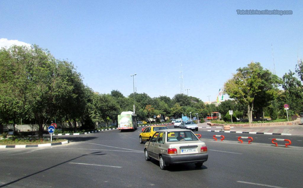 میدان شهدا تبریز