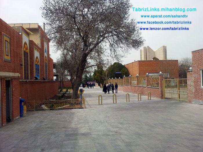 مسیرگشایی موزه قاجار