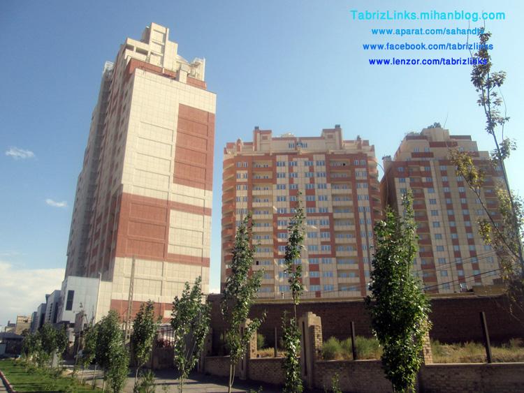 برج ستاره تبریز