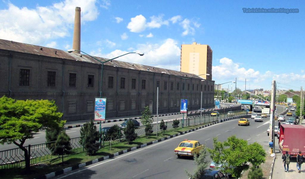 دانشکده هنر تبریز