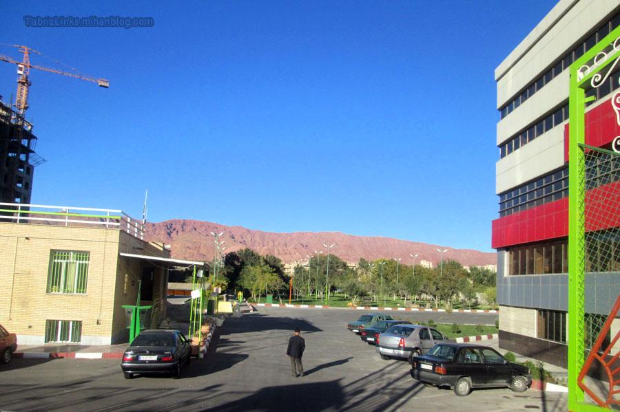 پارک مسافر تبریز
