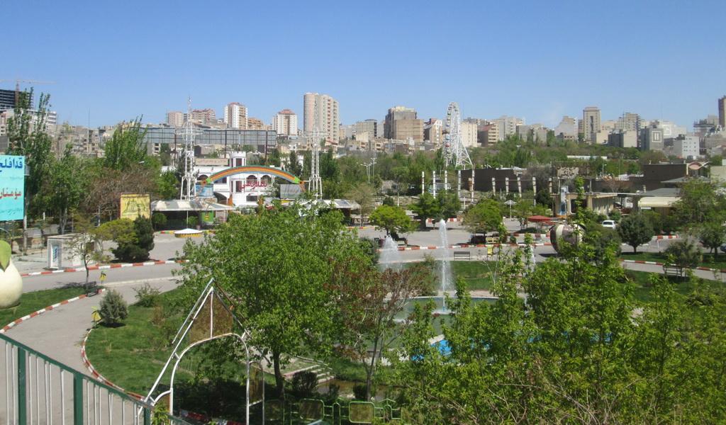 باغلار باغی تبریز