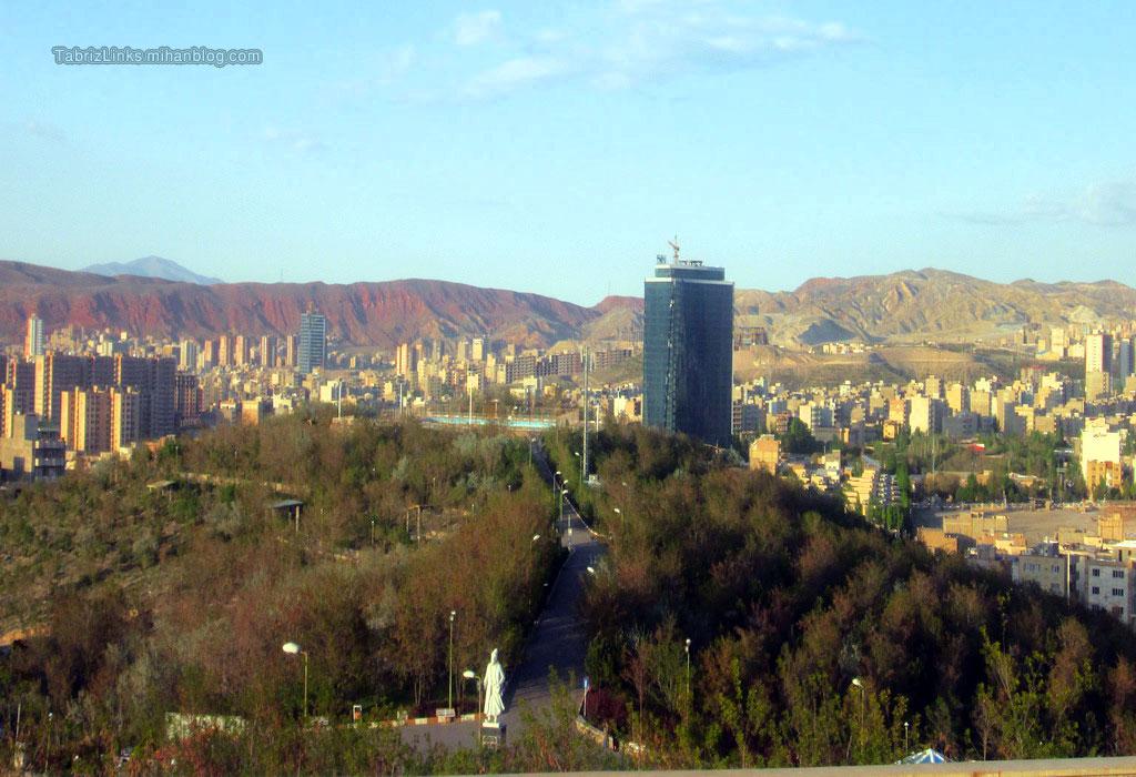 پارک صائب تبریزی