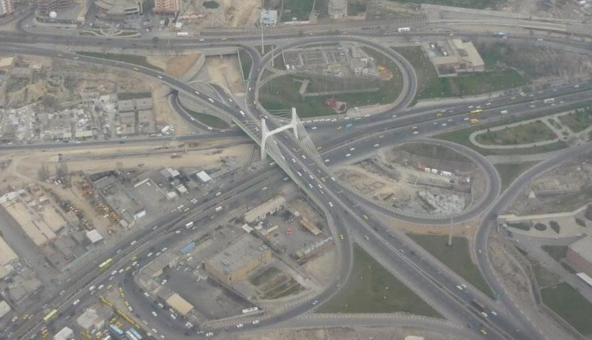 پل کابلی تبریز