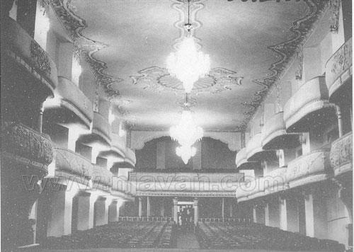 سالن سینمای تبریز