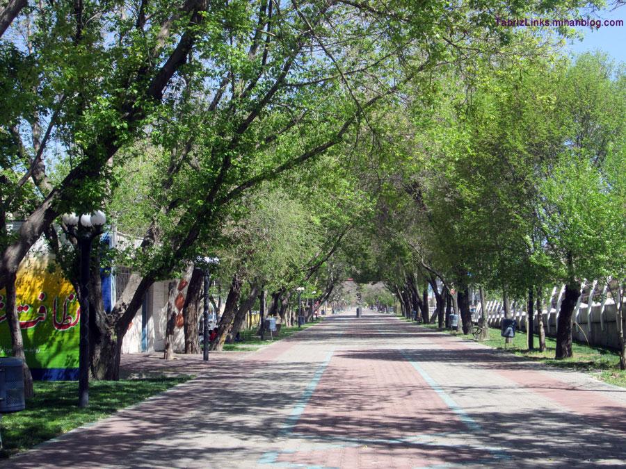 پیاده راه ابوریحان