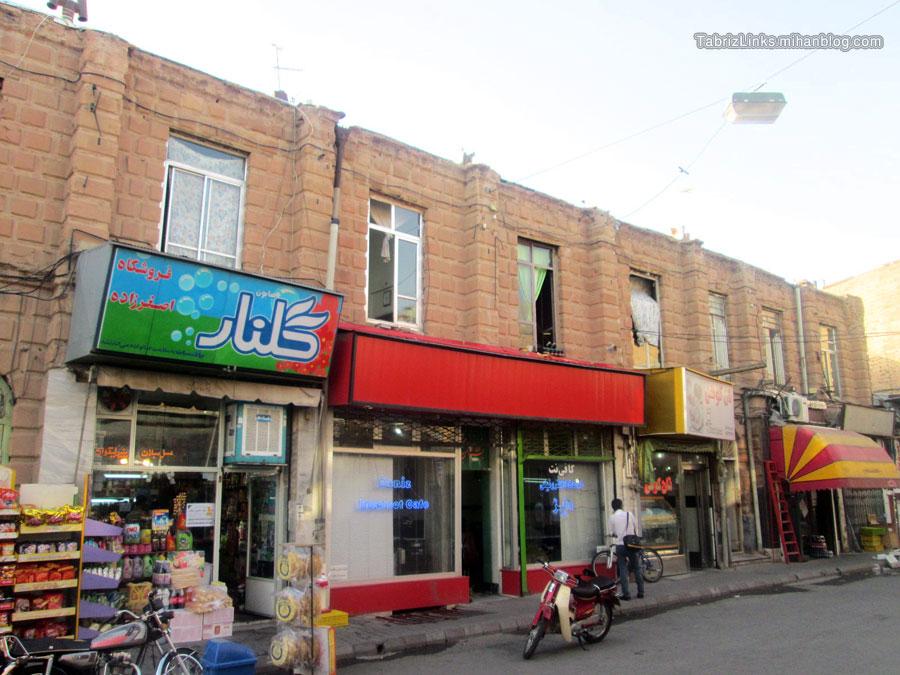 رستورانهای قدیمی تبریز