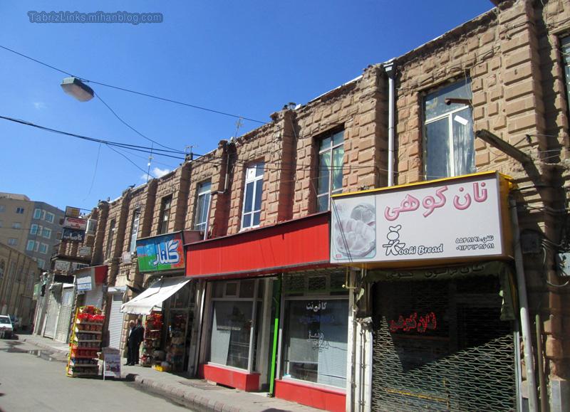 مکان دیدنی شهر تبریز