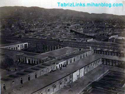 تبریز قدیم