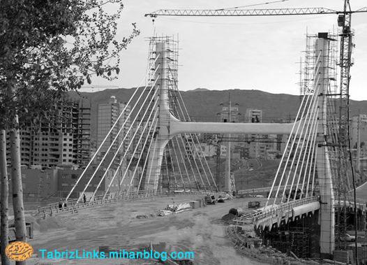 ساخت پل کابلی
