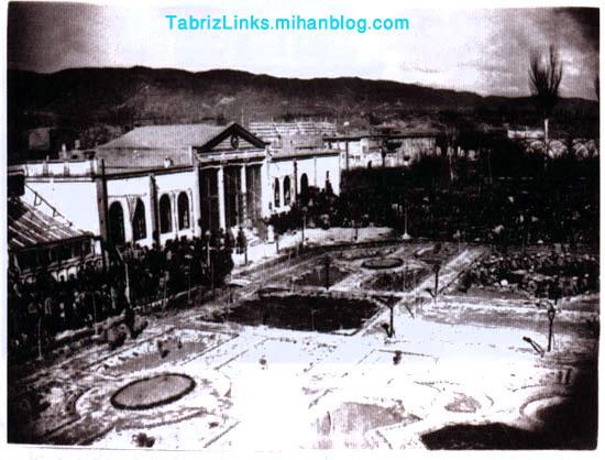 کاخ تبریز