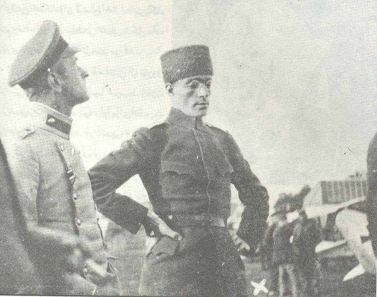 اولین خلبان ایرانی