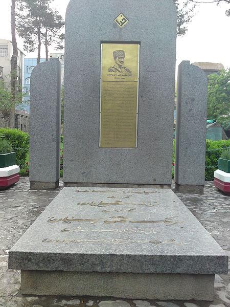 قبر کلنل پسیانی