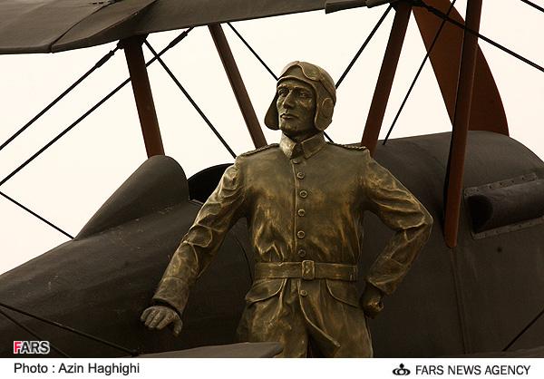 خلبان محمدتقی پسیانی