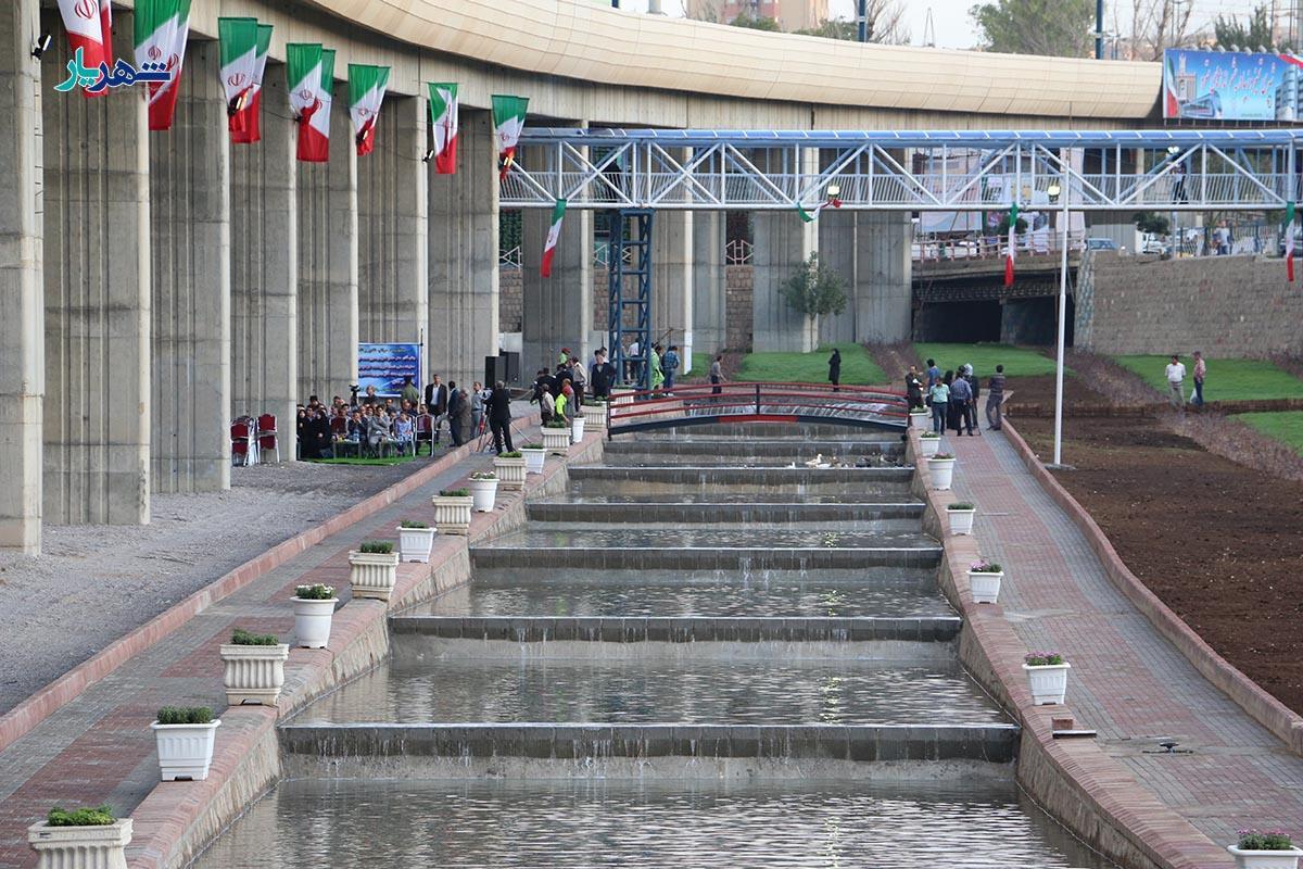 میدان چایی تبریز