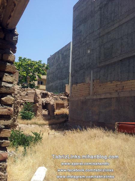 باغات قدیمی تبریز