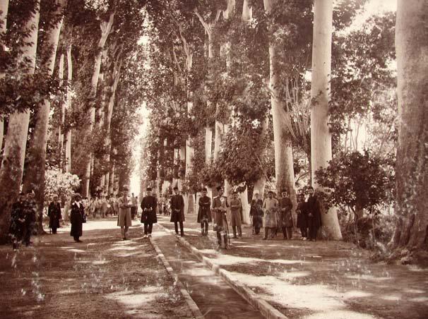 باغهای قدیمی تبریز