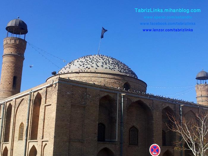 مسجد شاه تهماسب