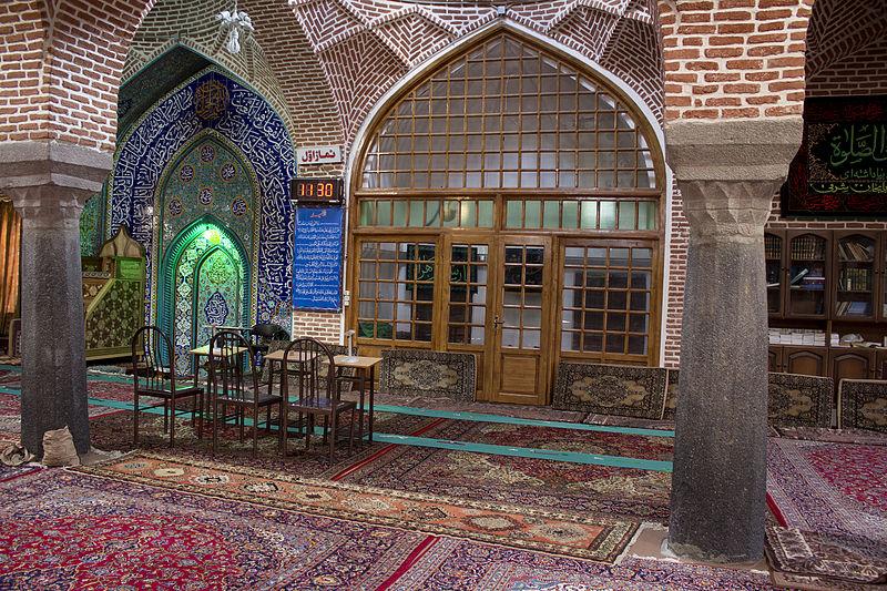 محراب مسجد صاحب الامر