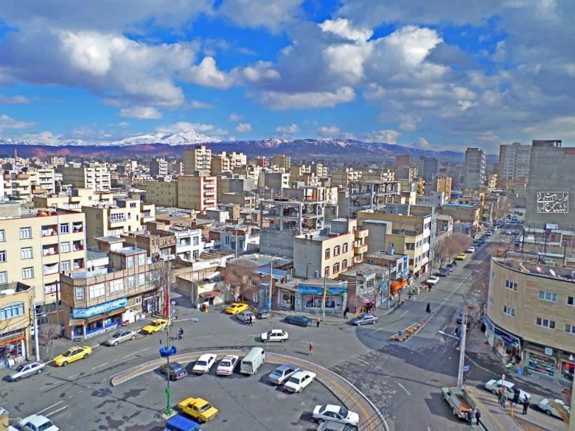 محله شنب غازان تبریز