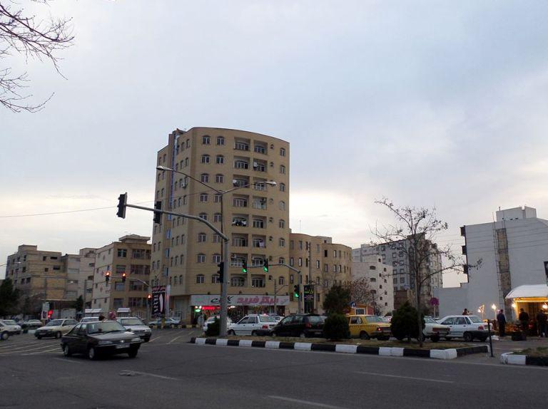 شهرداری منطقه 6 تبریز