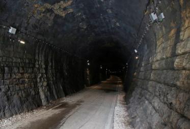 تونلهای زیرزمینی تبریز
